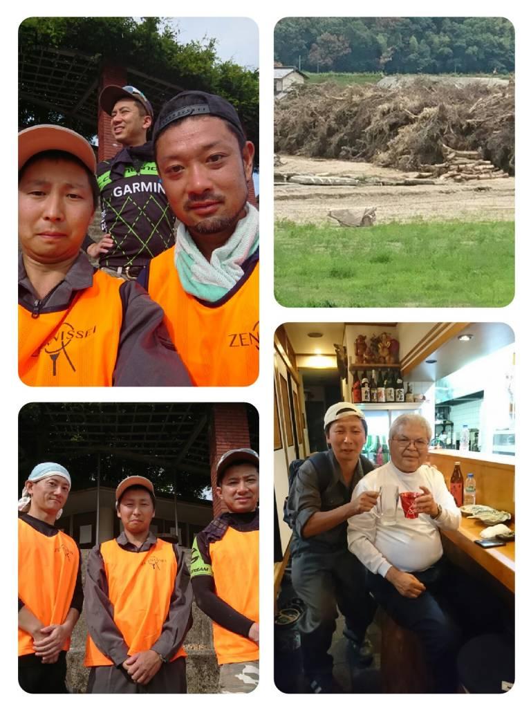日蓮宗岡山県災害ボランティアへの出向